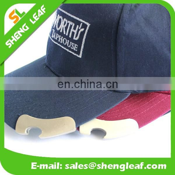 2016 hot sale of bottle opener baseball cap. bottle cap opener