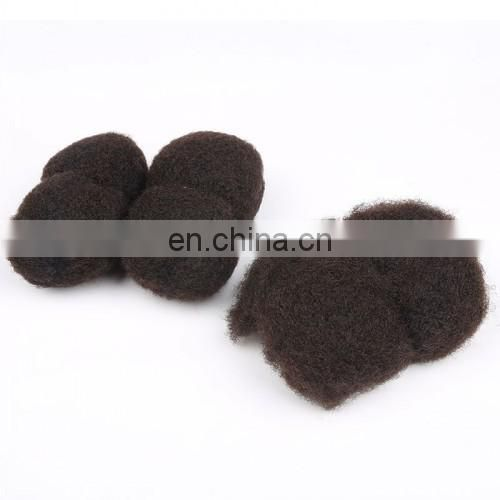 100% Human Hair Bulk For Braiding No Weft 100G Grade 7A Unprocessed Virgin Brazilian Hair Bulk Braiding