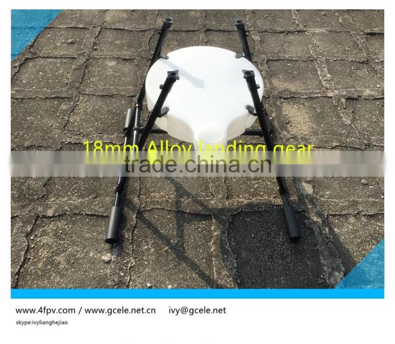 For Agricultural UAV Drone Airplane Aircraft professional spraying drone, agriculture sprayer drone's fixed landing skid legs