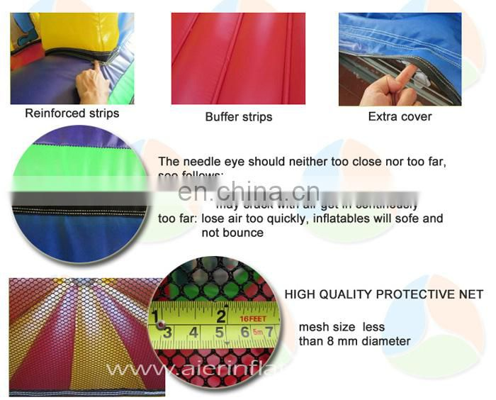 Hot sale water inflatable floating obstacle