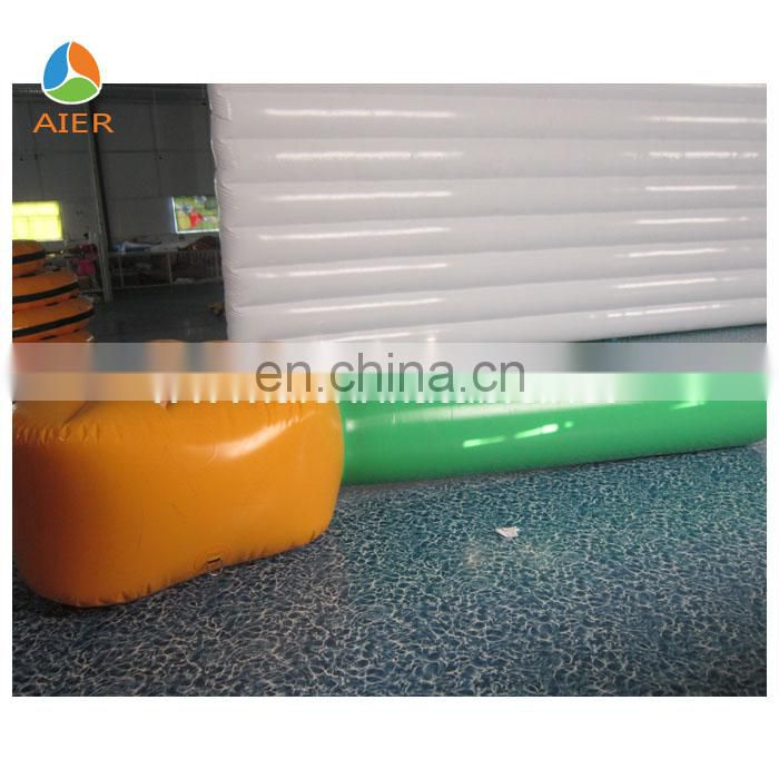 Water park inflatable ramp,ramp inflatable