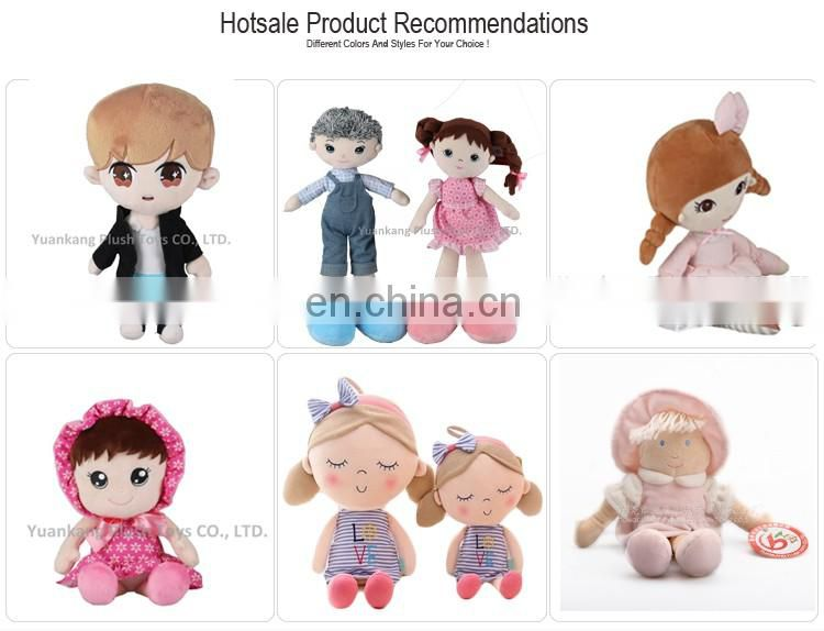Mini plush american girl baby dolls wholesale