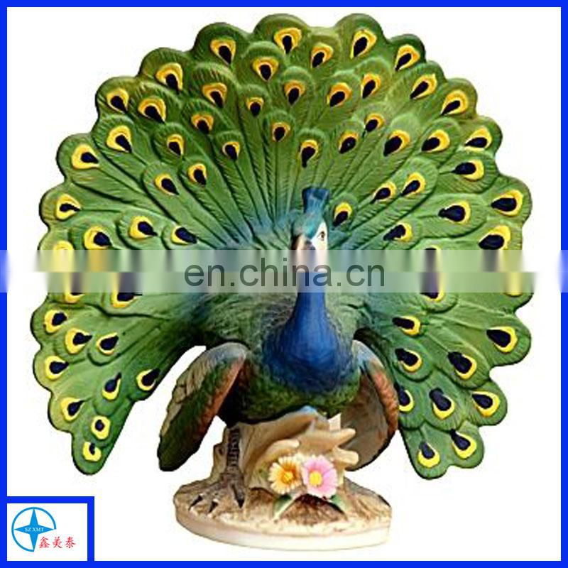 resin beach style decorative objects and figurines