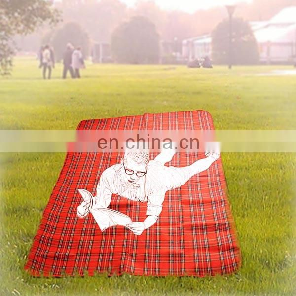Outdoor beach camping blanket,inflatable camping beach picnic mat