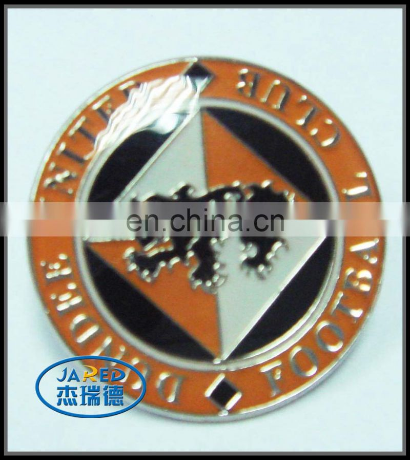 cangnan manufacturer custom good quality metal enamel award medal and badge