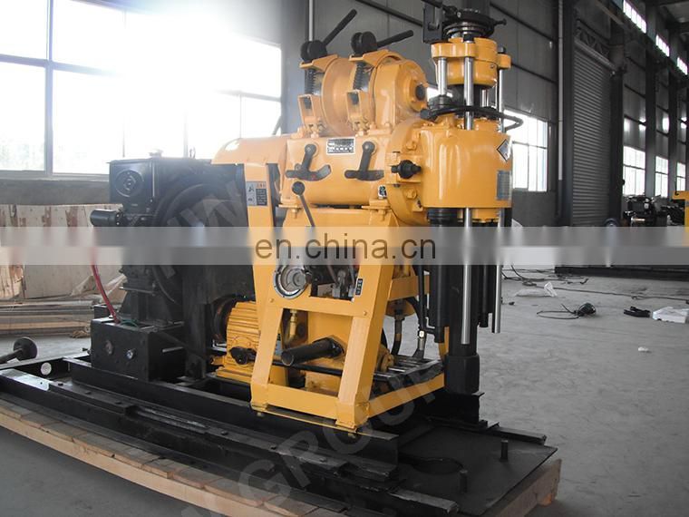 portable shallow water well drilling rig equipment to drill micropiles