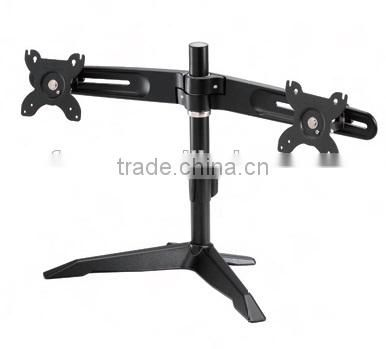 double LCD monitor arm DESK TOP MOUNT