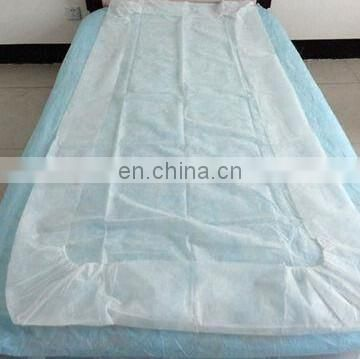 Disposable Examination Hospital Bed Cover