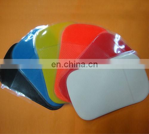 mobile phone sticky anti slip mat