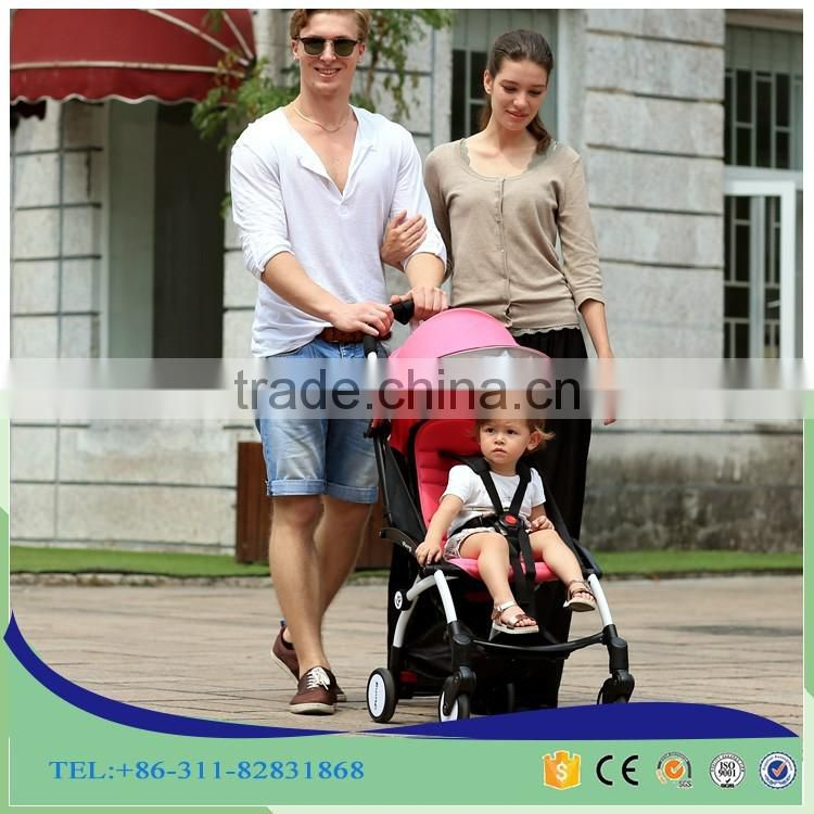 Light weight baby stroller with EN1888 good china baby stroller manufacturer