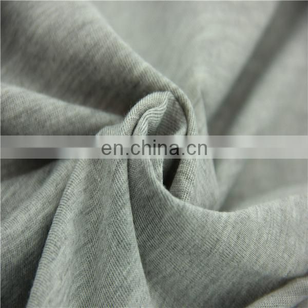 100 ployester single jersey knit fabric