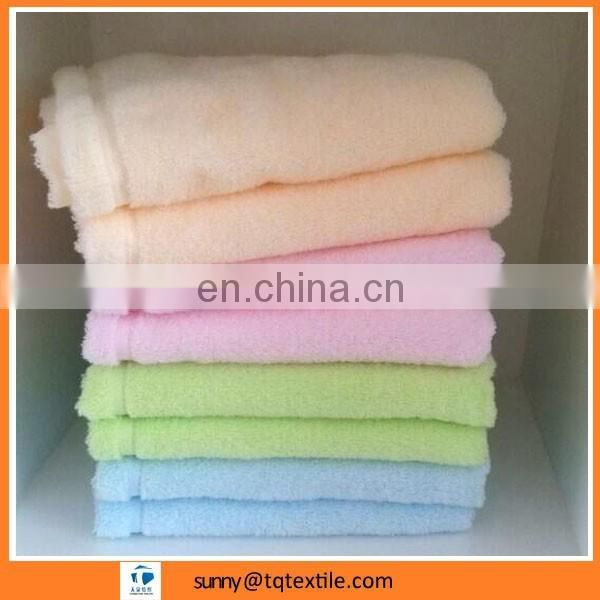 100% Cotton towel good quality used for hotel or restaurant bath towel cheap price soft handle China supplier