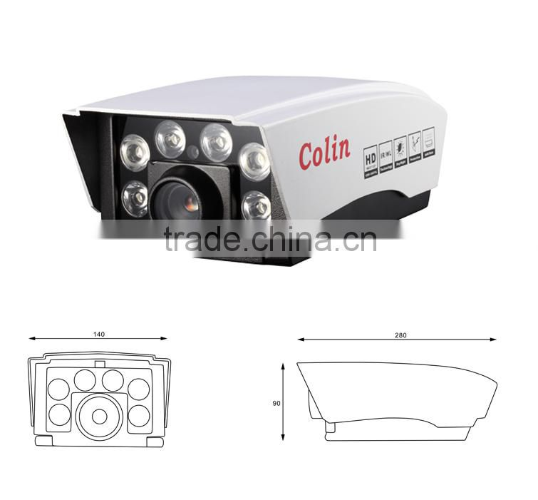 Colin newest h.264 varifocal lens security wifi cctv camera supplier