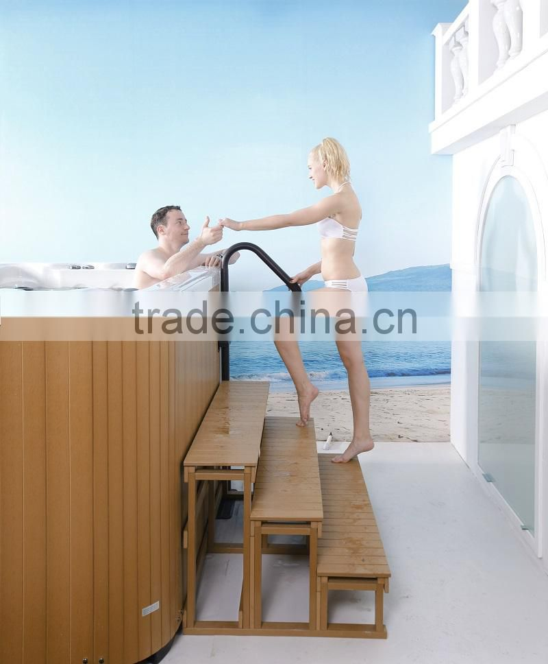 simple swimming pool/schwimmbecken aus fiberglas/home sex massage hot chinese spa