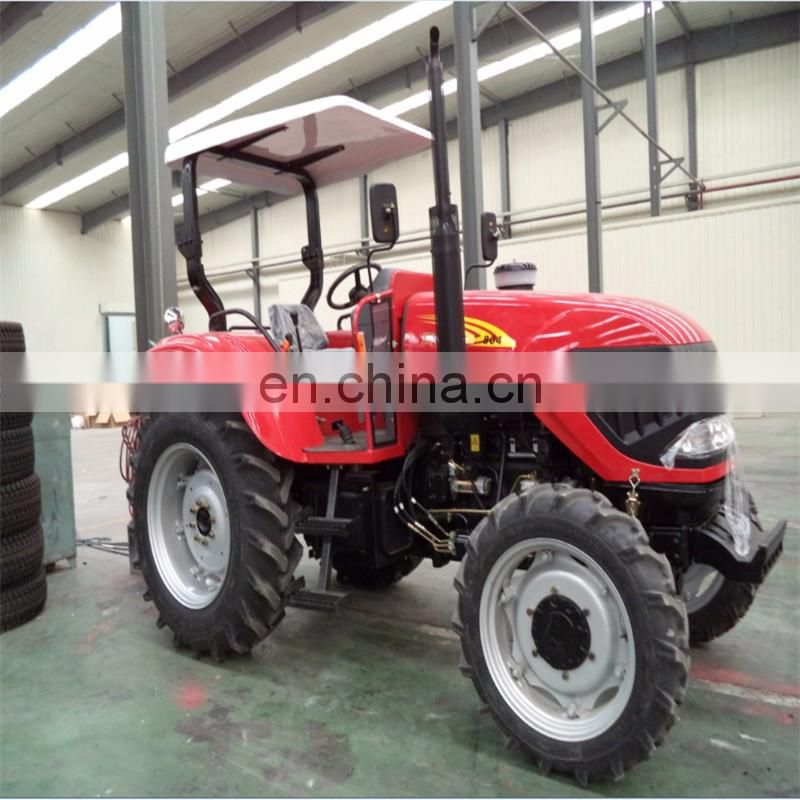 80hp 4WD small tractor for sale