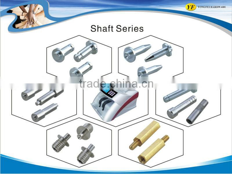 High Quality Cnc Machining Part Precision Parts Turning Part Linear Metric Steel Shafting Bar,Shaft Rod,Threaded Rod Shaft