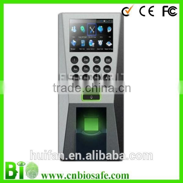 Free software Zkteco F18 Access Control with standard websever and