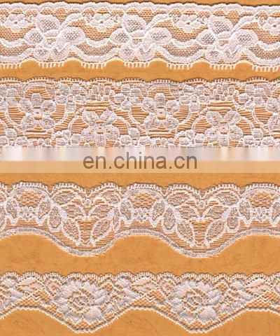 elastic lace fro garment