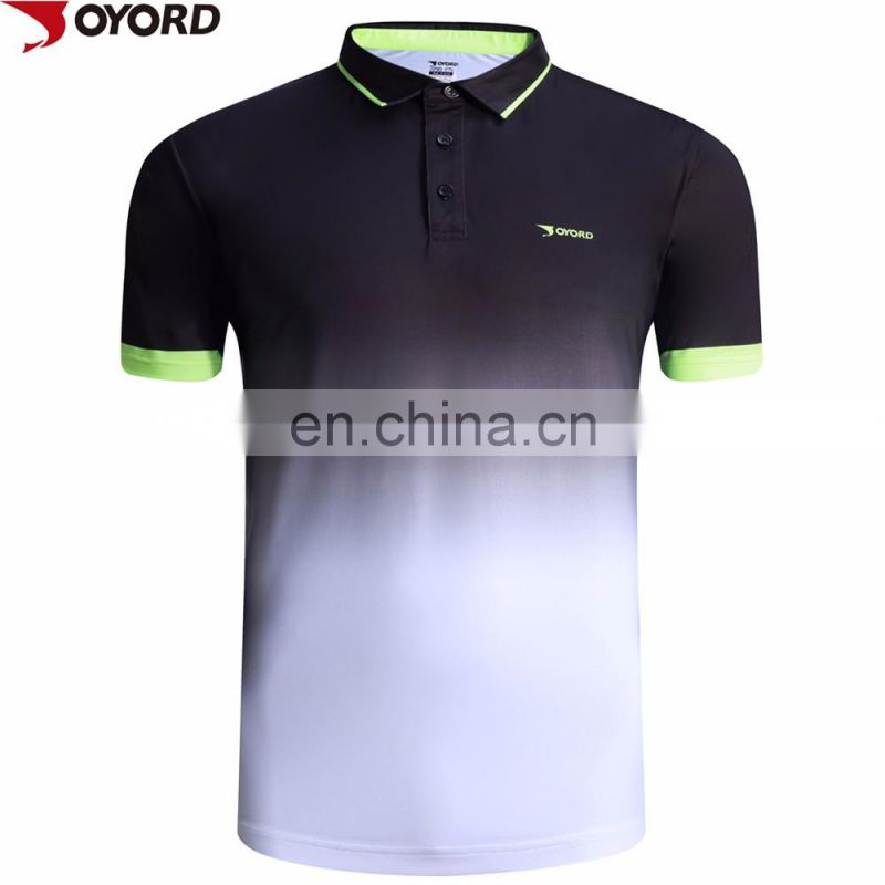 China OEM 100% polyester dry fit plain no brand t-shirt