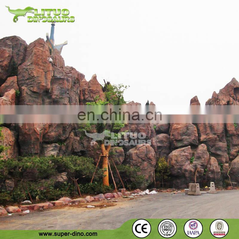 Theme Park Large Artificial Hill