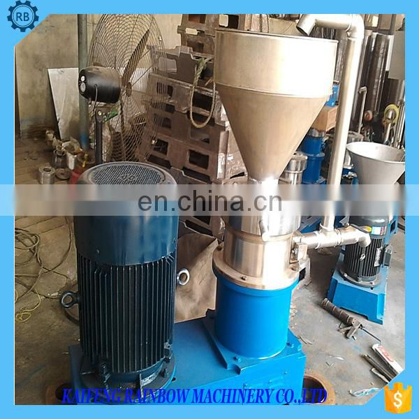 high performance onion paste making machine/garlic chopping machine tomato paste maker
