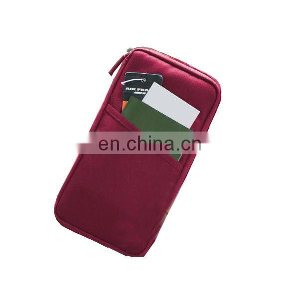 Travel Document Holder Can Hold In Briefcase