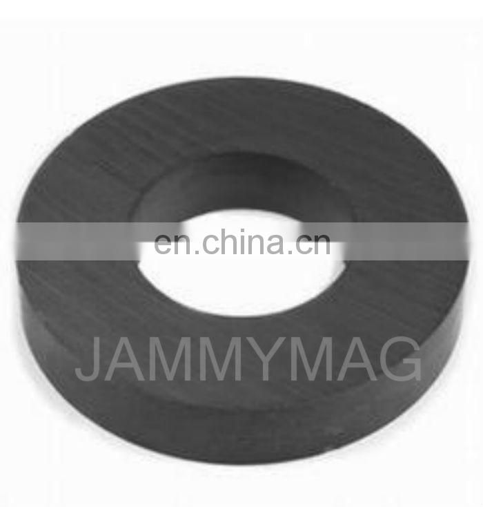 high quality sintered hard ferrite grade y35 magnet