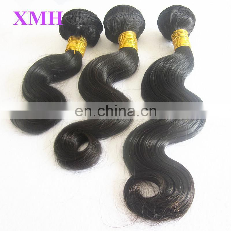 Top 10A Grade One Donor Body Wave Unprocessed Virgin Human Hair Wholesale