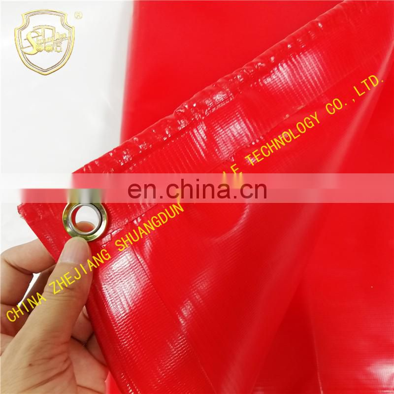 Thickening resistant sharpening scraps, abrasion resistance, production of Chinese tarpaulin factory