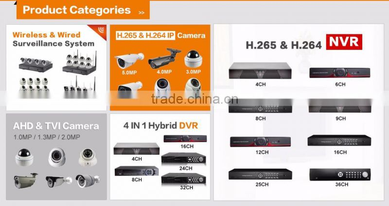 Security alarm system cloud technology cctv dvr