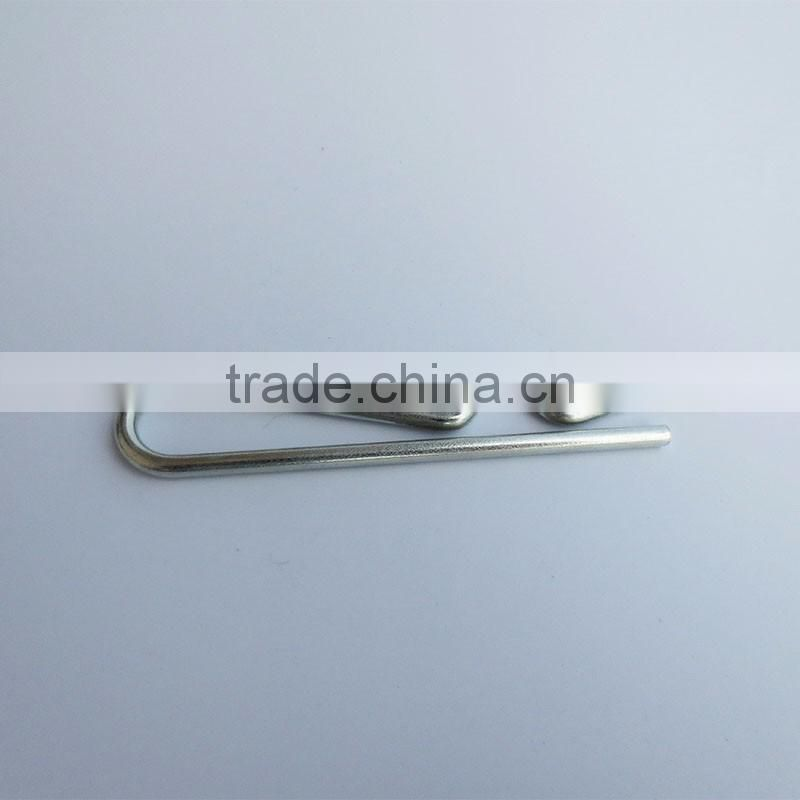 Custom Wire Forming Spring R Pin/r Clip /lock Pin Pipe Spring of ...