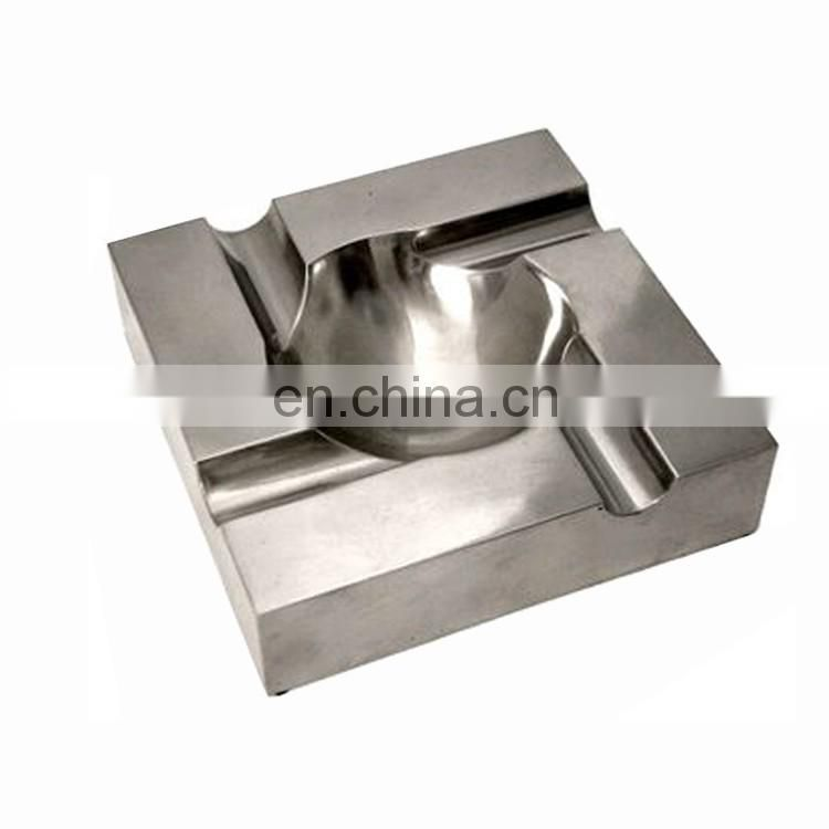 China factory stainless steel wholesale custom cigar astray ashtry for home