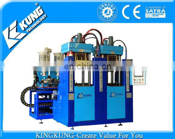 2014 Hot selling 2 stations TR machines/ TPU machine