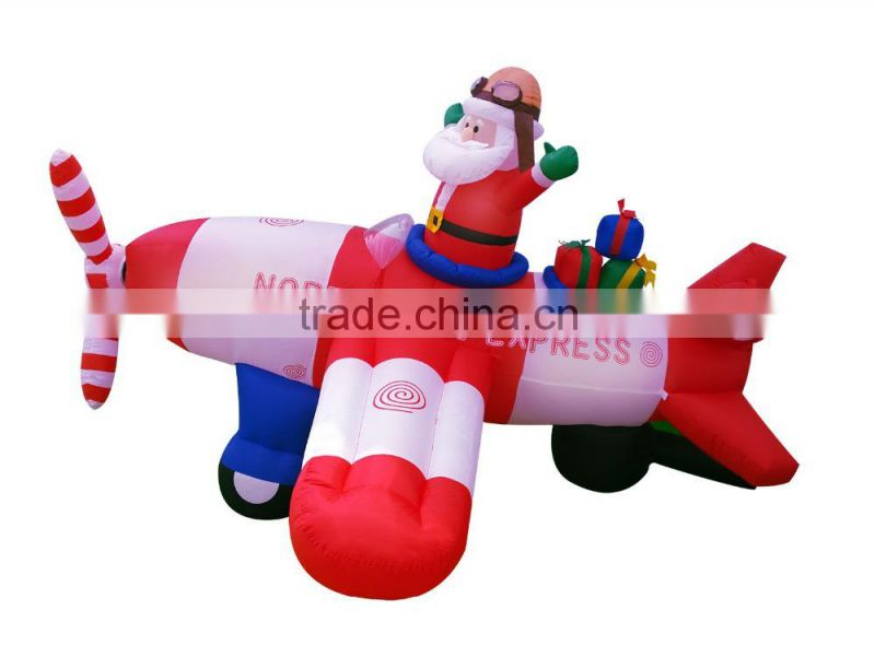 DJ-162 4 foot christmas Penguin inflatable decoration indoor
