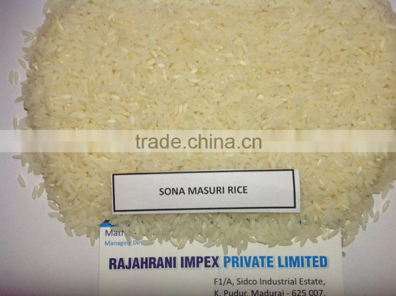Excellent Quality Sona Masoori Rice