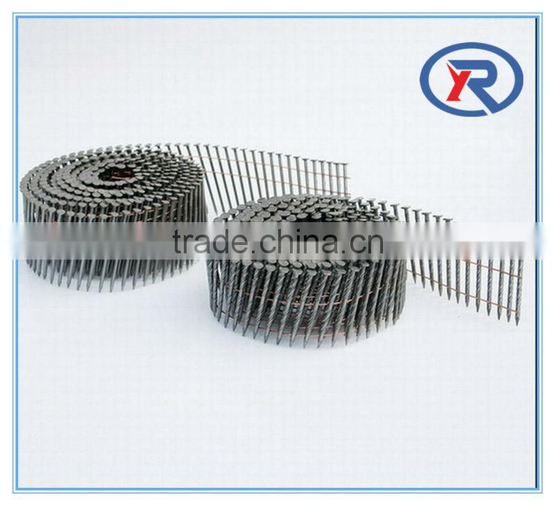 china good quality cheap steel coil roofing nails