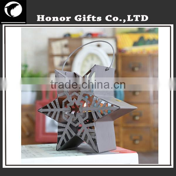 Fashionable Wholesale Factory Price Apple Copper Candle Holder