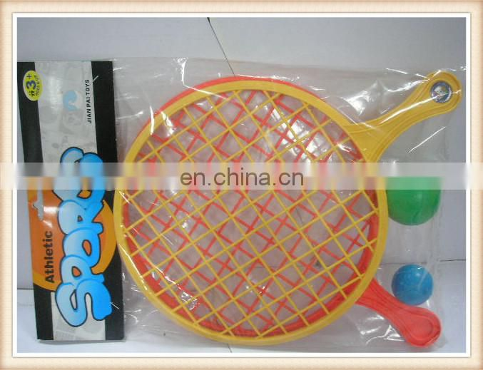 plastic tennis racket sport toy beach tennis racquet
