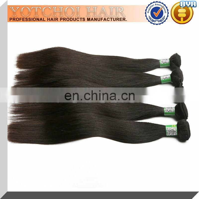 Factory price silk straight wave natural color 100% unprocessed wholesale price peruvian hair weaving peruvian virgin hair weft