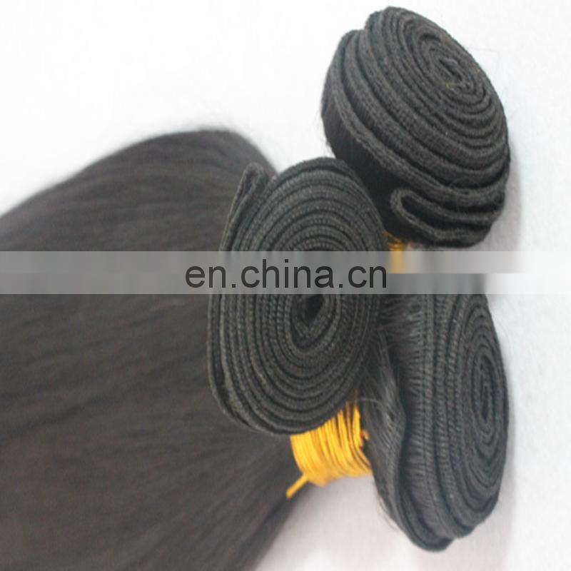 Factory cheap price hair extension 6a grade natural peruvian virgin hair weave