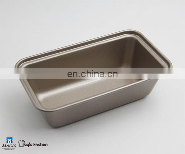 Non Stick Carbon Steel Mini Cake Bake Deep Pan