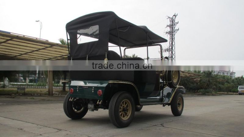 Royal AC Motor 5 passenger pure handmade club car golf buggy
