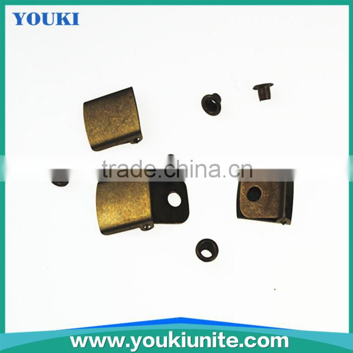 copper squire cap snap button of cap accessories from China