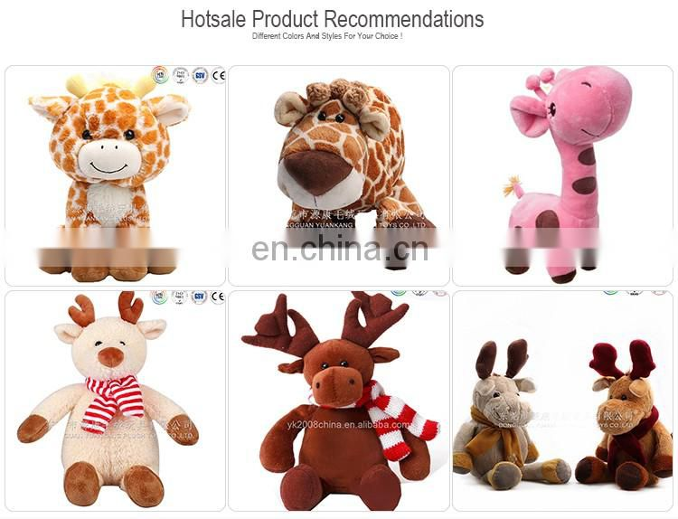 Customized Lovely Kids Christmas Plush Toy