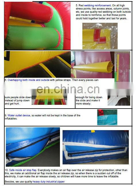 tunnel shaped full covered inflatable obstacle course