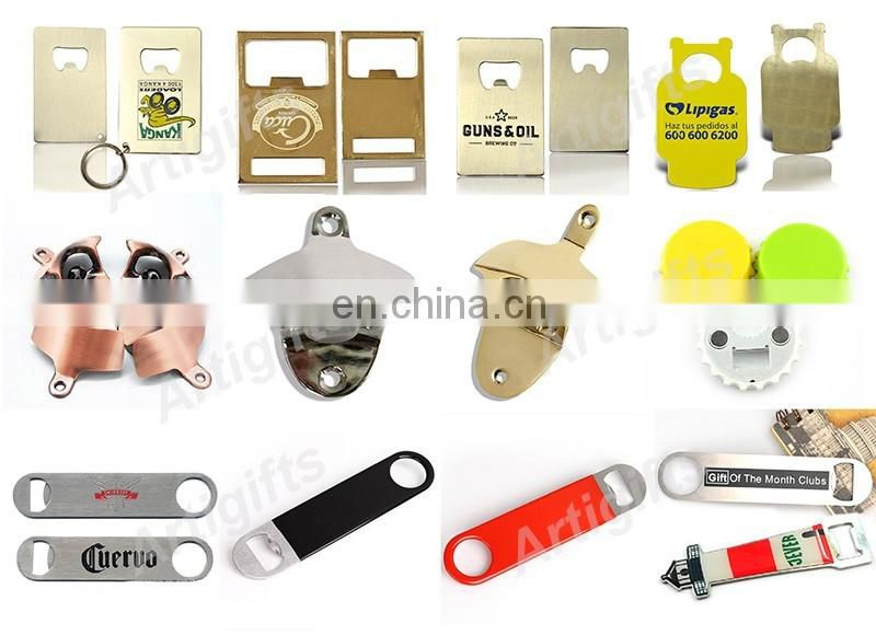 Wholesale cheap metal beer bottle opener ring