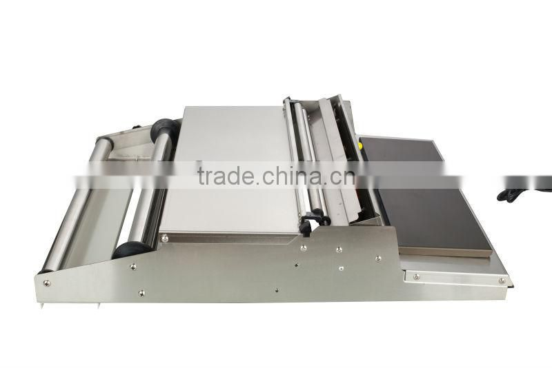 Food tray Hand Wrapping Machines