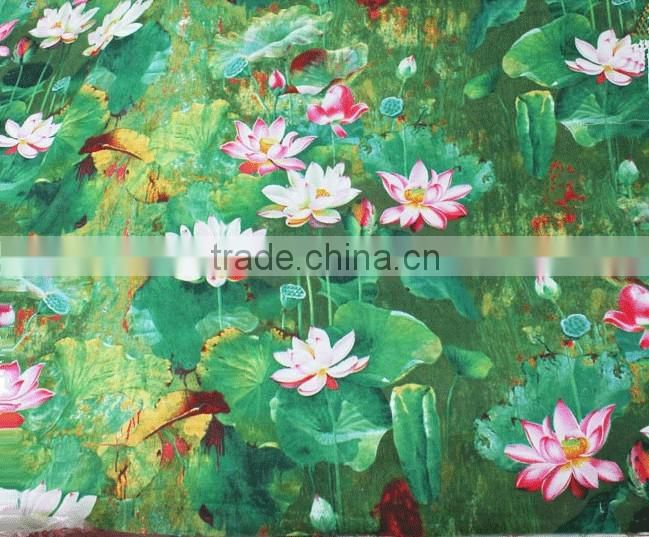 130g high tempwrature sticky Sublimation Heat Transfer Paper for light textile polyester fabric