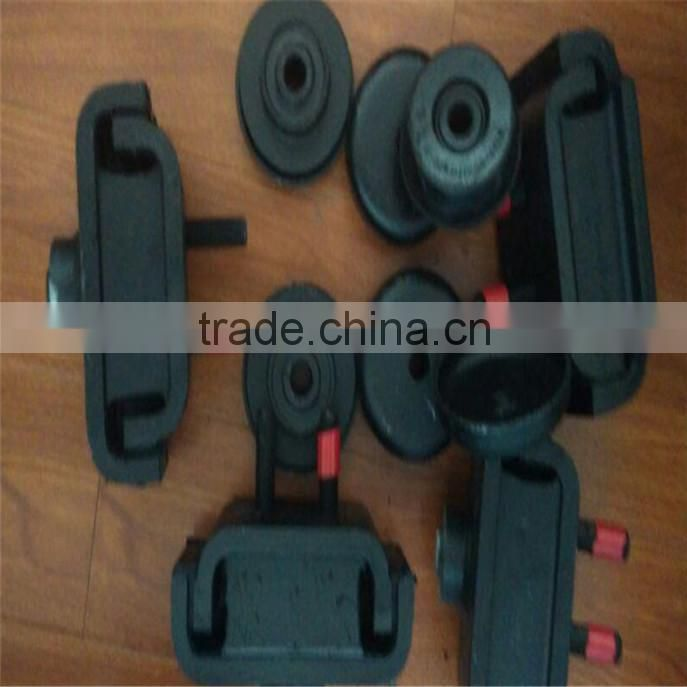 heavy duty dump truck spare parts engine oil pan seal auto rubber parts automotive gaskets and seals
