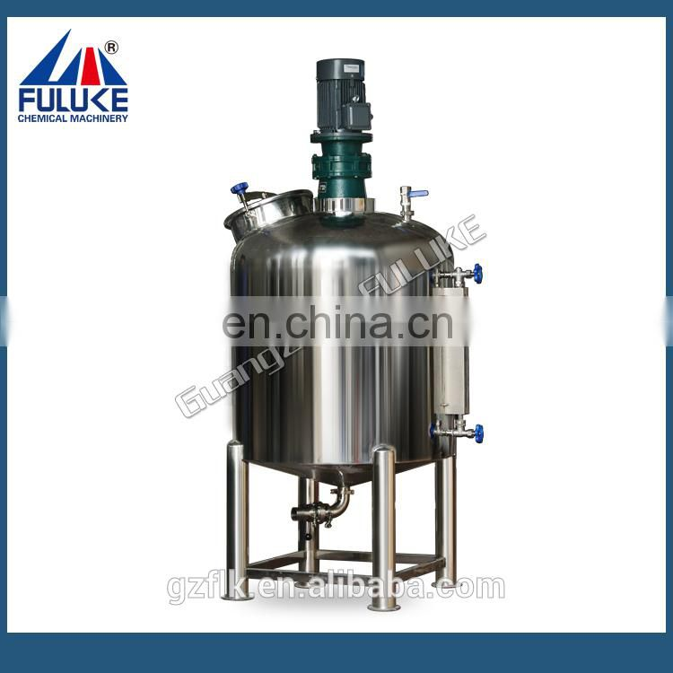 liquid hand soap making machine